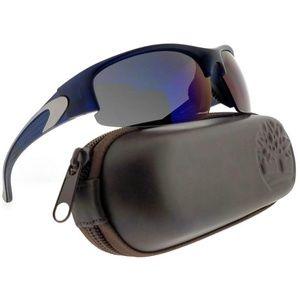 1240beaf23 TB9047-91D-69 Mens Blue Frame Polarized Sunglasses